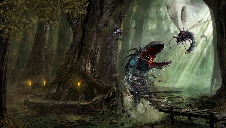 болото игра фото